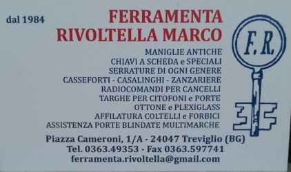 Ferramenta Marco Rivoltella