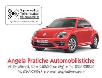Angela Pratiche Automobilistiche